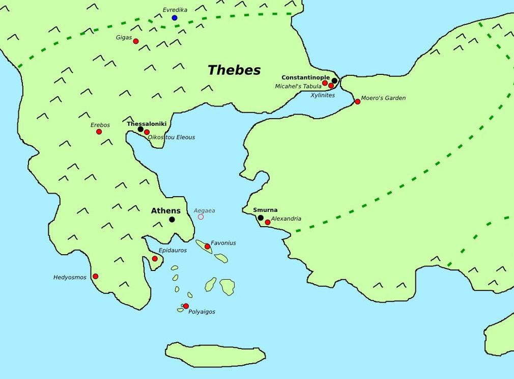 Thebes Tribunal Glendale